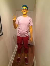Lisa Simpson Halloween Costume Enjoyed Flanders Costume Thought U0027d