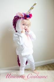 Halloween Crafts For Infants by Diy Unicorn Costume Tutorial Diy Unicorn Costume Halloween Kids