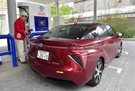 toyota canada give fuel cells a chance toyota canada chief says the globe and