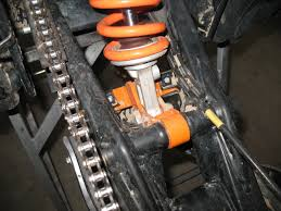 rear shock upper relocate