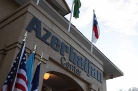Flags Houston Azerbaijan Center Celebrates National Flag Day In Houston Texas