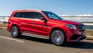 mercedes biturbo suv mercedes amg gls 63 2016 review carsguide