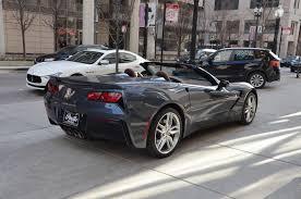corvettes for sale in chicago area 2014 chevrolet corvette stingray z51 stock 08040 for sale near