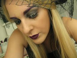 Glamorous Halloween Makeup Halloween Glamorous Witch Makeup Emily Grace