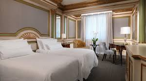 Twin Bed Vs Double Bed Hotel Luxury Hotel Milan The Westin Palace Milan Hotel Rooms And Suites