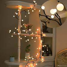 copper globe string lights 8 2ft 72 bulbs led globe string lights waterproof fairy starry light