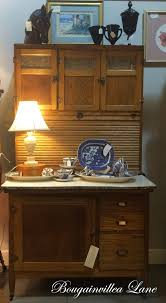 hoosier cabinet by mcdougall frankfort indiana circa 1920 solid