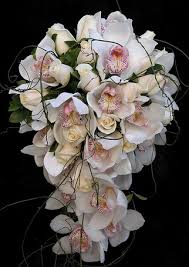 wedding flowers orchids cymbidium orchid wedding bouquet the wedding specialiststhe