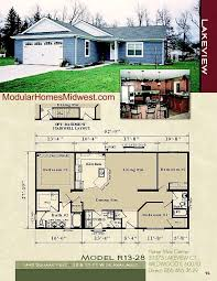 modular homes ranch floor plans rochester modular homes info