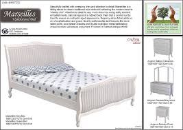 Avignon Bedroom Furniture by Southern Way