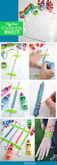 how to make a puffy paint friendship bracelet with club chica