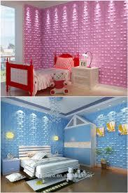 home decor natural bamboo material fancy 3d bricks design