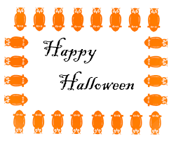 Halloween Owl Clip Art by Vintage Halloween Clip Art Owl Silhouette Border The Graphics