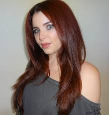 kankalone hair colors mahogany brown red hair color pictures archives hairstyles and haircuts