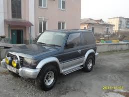 mitsubishi pajero 1992 мицубиси паджеро 1992 2 4 литра акпп v24w двигатель 4d56