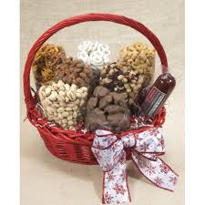 Holiday Food Baskets Holiday Gift Baskets U0026 Boxes Mountain Man Nut And Fruit Co