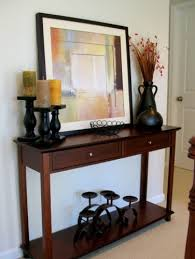 Entrance Way Tables Entry Way Table Ideas For The Home Pinterest Decorating
