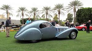 bugatti type 57sc atlantic mysterious bugatti type 57sc atlantic wins arizona concours autoweek
