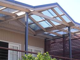 Cheap Pergolas Melbourne by Polycarbonate Roof Panels For Pergola Roofing Decoration