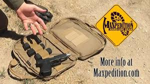 Pistol Rug Maxpedition Pistol Case Gun Rug Youtube