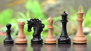 chessbazaar staunton wooden pegasus luxury chess set youtube