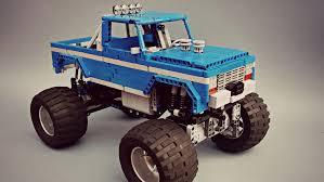 lego moc 9277 bigfoot 1 rc monster truck technic 2017