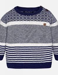 Sweater Toddler Mayoral Usa Striped Jacquard Sweater My Toddler At Arbor