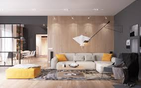 originale appartamento stile scandinavo moderno design unico ed