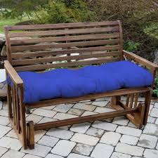 outdoor bench cushions and pillow trends outdoor bench cushions
