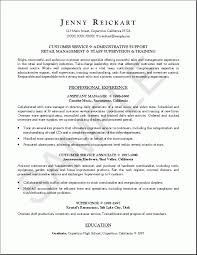 Good Resume Objectives 9 Sles 18 Writing Objective On - sle resume objectives for entry level retail resume objective