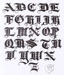 best 25 old english font ideas on pinterest old english old
