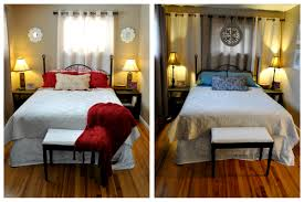 bedroom makeovers before and after bedroom before and after
