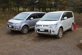 mitsubishi chamonix how about a van like the mitsubishi delica for off road touring