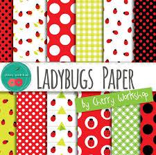 ladybug wrapping paper ladybug and polkadot wrapping paper zazzlecom ladybug wrapping