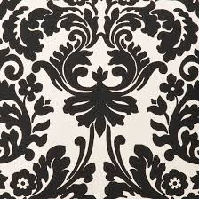 Floral Chaise Outdoor Chaise Lounge Cushion Black White Floral Target