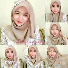 tutorial hijab segi empat paris simple 23 tutorial hijab paris segi empat simple dan modis elegantria