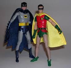 batman classic tv series batman u0026 robin by mattel figurefan zero