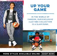 rue21 12 99 exclusive nba collection rep your team milled