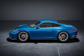 new porsche 2018 new touring package for porsche 911 gt3 is next best thing to 911 r