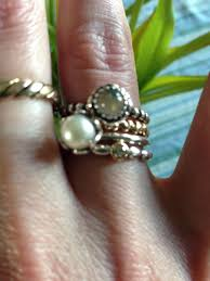 Pandora Wedding Rings by 181 Best Pandora Rings Images On Pinterest Pandora Rings