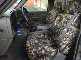 max 4 seat covers chevy silverado velcromag