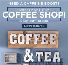 hobby lobby diy coffee u0026 tea station milled