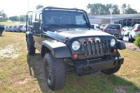 2009 jeep rubicon for sale used jeep wrangler for sale in sc edmunds