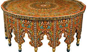 table syrian moroccan coffee table 1 beautiful moroccan coffee