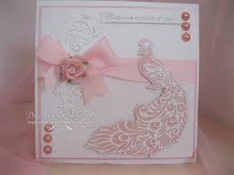 Card Making Magic - flowers ribbons and pearls tattered lace