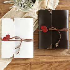 leather memory book china diy photo album genuine leather memory book black cardboard