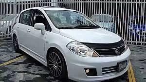 nissan tiida 2007 interior nissan tiida hatchback especial edition 2013 seminuevios gm youtube