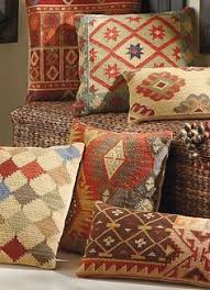 Pottery Barn Kilim Pillow Cover In Search Of New Pillow Covers Shelton Kilim Pillow Cover