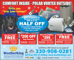 hvac coupons weatherking