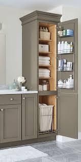 Small Bathroom Storage Cabinet Cool 42 Cool Small Bathroom Storage Organization Ideas Https